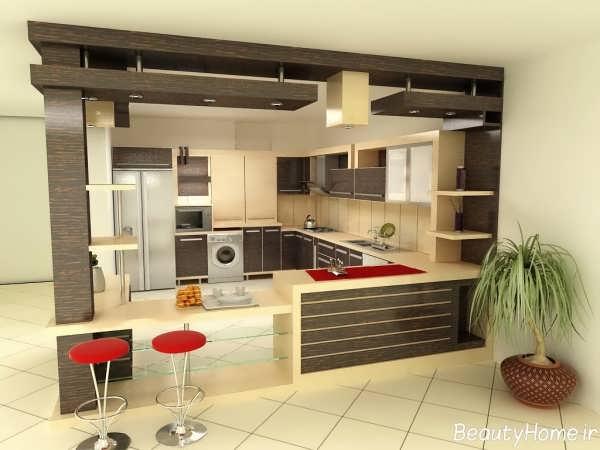 مدل کابینت های مدرن و زیبا آشپزخانه