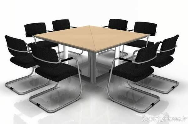 مدل میز کوچک مخصوص کنفرانس