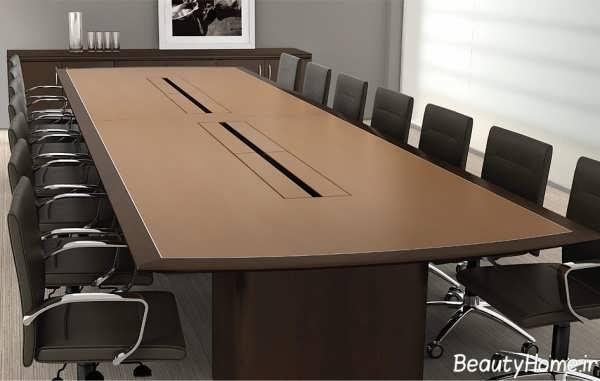 مدل میز جدید کنفرانس