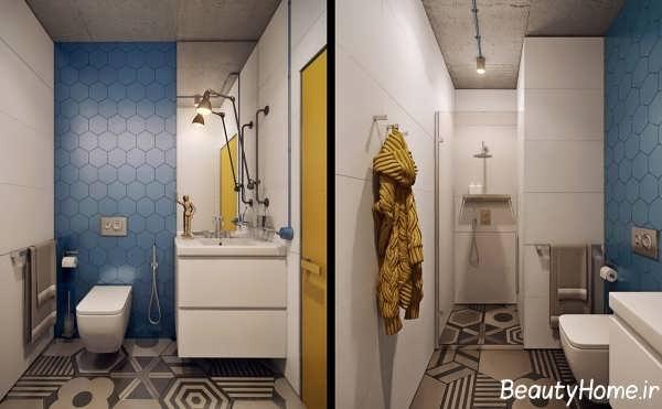 دکوراسیون داخلی کامل آپارتمان