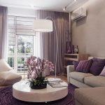 طراحی دکوراسیون خانه 70 متری