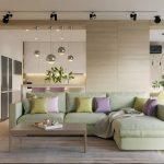 تصاویر دکوراسیون داخلی چوبی مدرن خانه ها