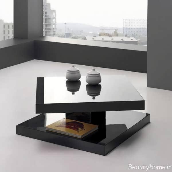 مدل های میز جلو مبلی مدرن