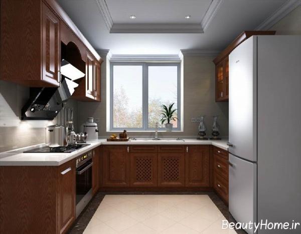 وسایل آشپزخانه معمولی و شیک