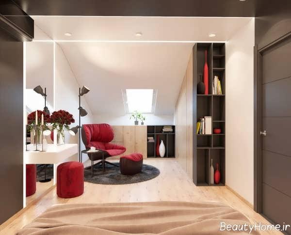 دکوراسیون زیبا و شیک خانه مسکونی