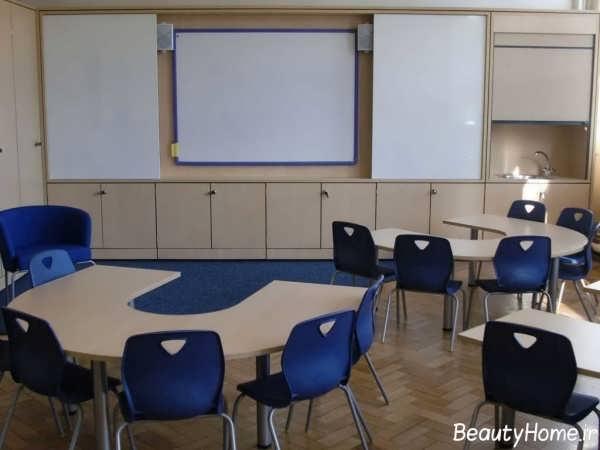 طراحی دکوراسیون مدارس ابتدایی و راهنمایی