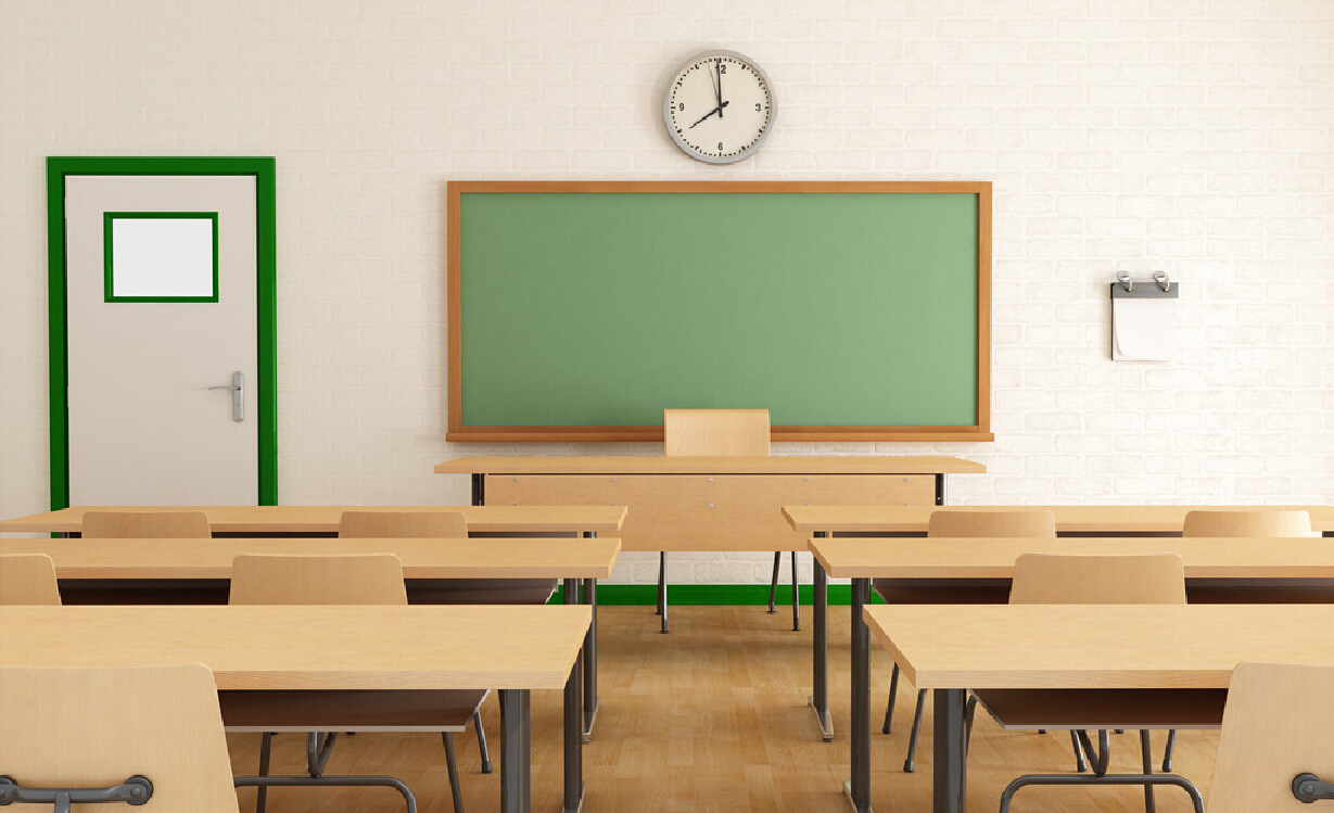 طراحی دکوراسیون مدرسه