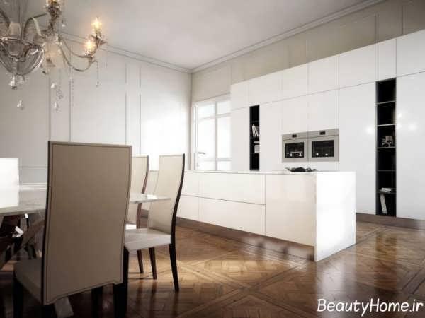 دکوراسیون وسایل آشپزخانه ساده