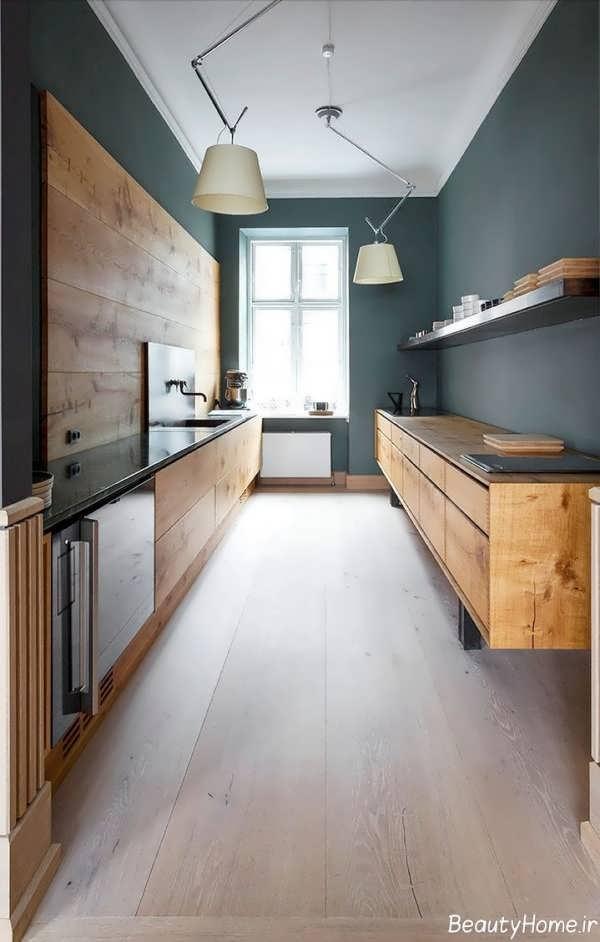 دکوراسیون آشپزخانه های کوچک و ساده