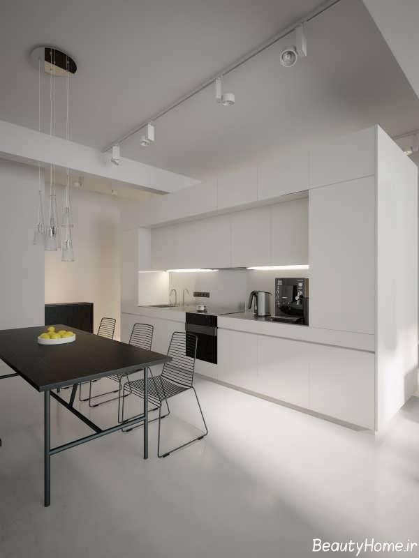 انواع دکوراسیون آشپزخانه ساده
