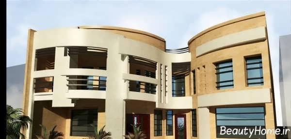 طراحی زیبا و شیک ساختمان