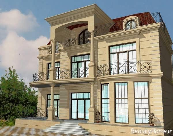 نماس کلاسیک سنگی ساختمان
