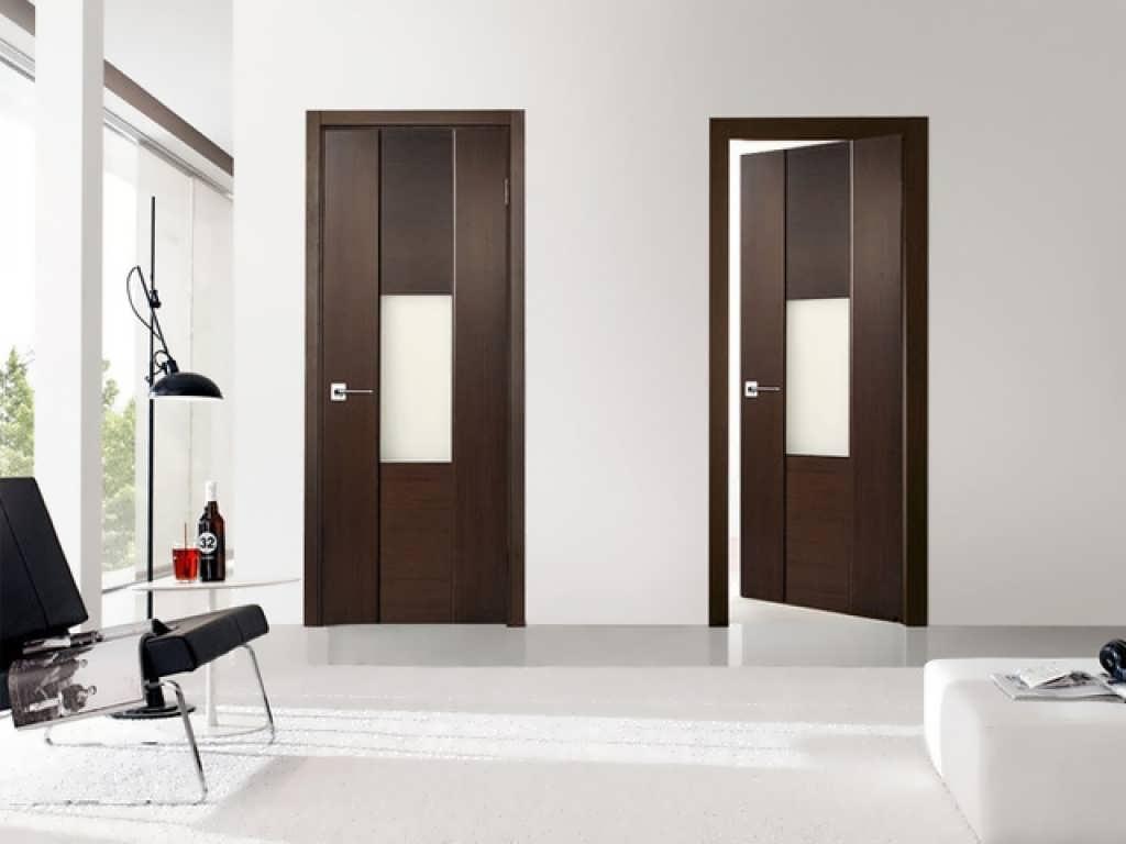 مدل درب چوبی جدید برای نقاط مختلف منزل