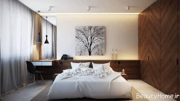 دکوراسیون زیبا و بی نظیر اتاق خواب