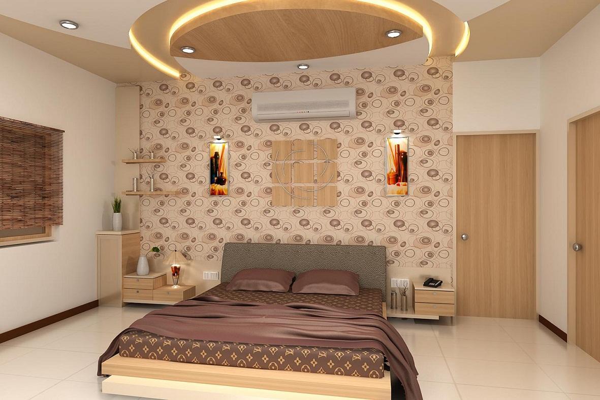 طراحی اتاق خواب مدرن و شیک