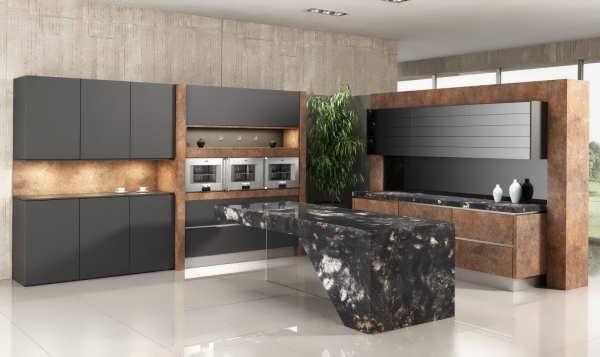 کابینت آشپزخانه در شرکت پویانو