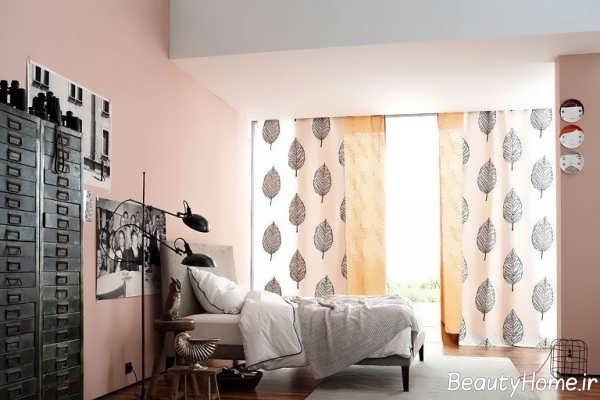 مدل پرده زیبا برای اتاق خواب