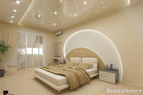 خاص ترین مدل پرده برای اتاق خواب
