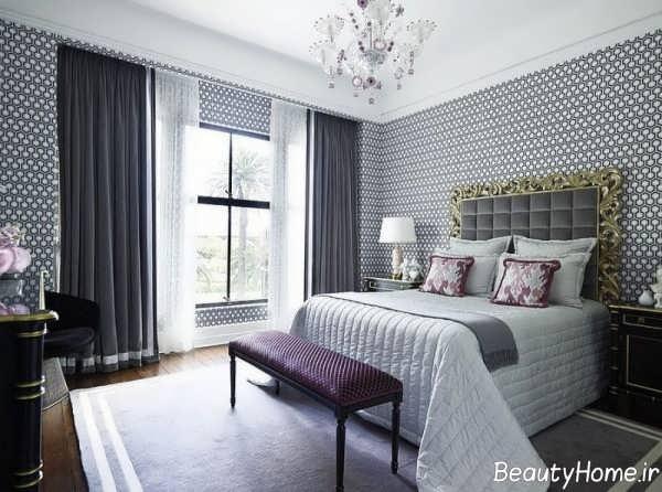 طراحی مدل های پرده به روز برای اتاق خواب