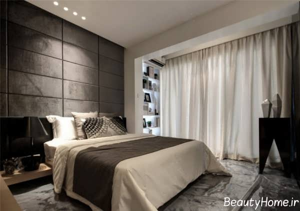 مدل های پرده جذاب برای اتاق خواب