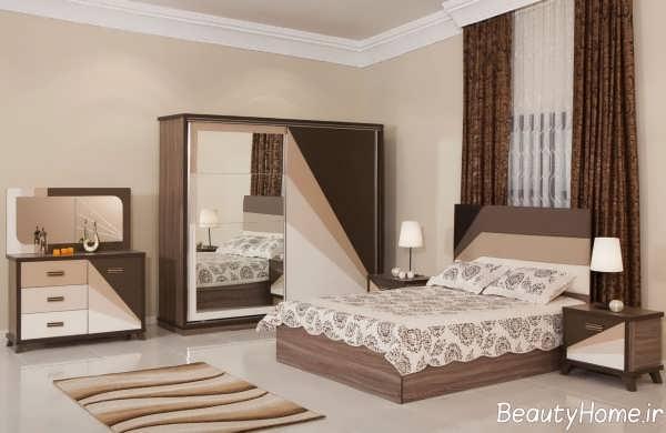 مدل پرده جدید برای اتاق خواب