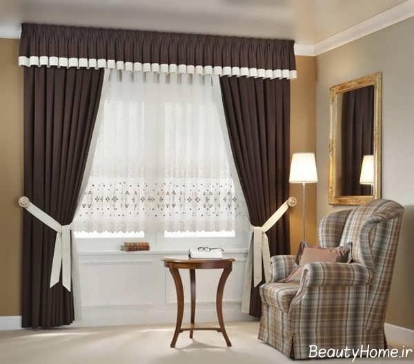 مدل های پرده برای اتاق خواب زوجین