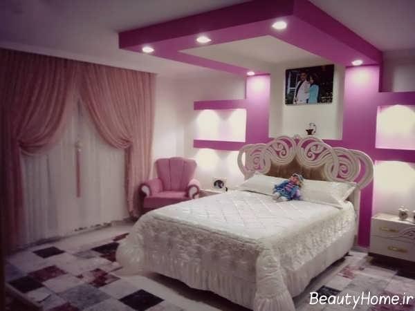 مدل های پرده برای اتاق خواب مستر