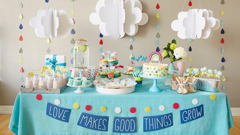 تزیین تولد با کمک ایده های خلاقانه