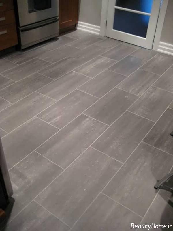سرامیک ساده کف آشپزخانه