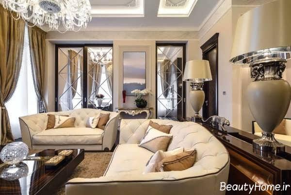 Home Design Classic Ideas: تصاویر معماری داخلی کلاسیک در منازل مسکونی امروزی