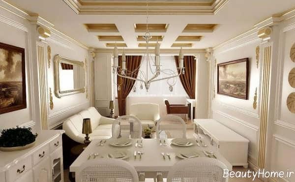دیزاین داخلی کلاسیک