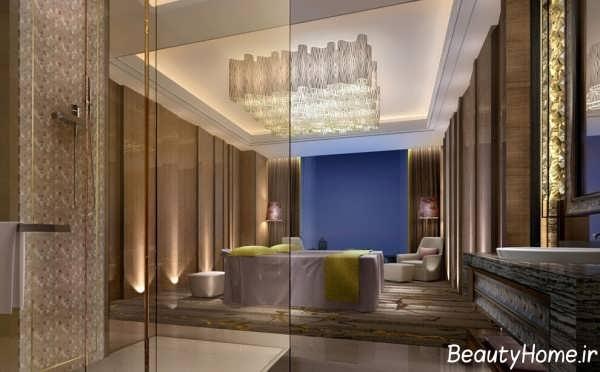 دیزاین جدید اتاق پذیرایی