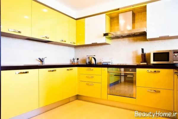 راهنمای انتخاب رنگ آشپزخانه