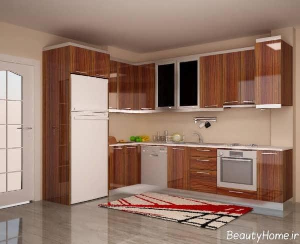 مدل کابینت شیک و جذاب آشپزخانه