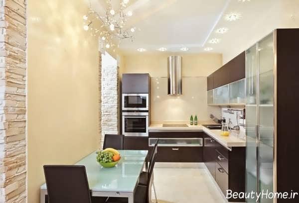 دیزاین آشپزخانه مدرن با 24 طرح مختلف