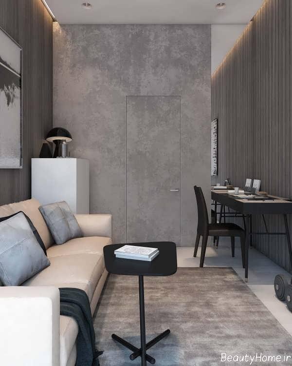 دکوراسیون زیبا و شیک آپارتمان مدرن