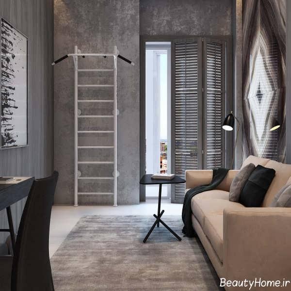 دکوراسیون زیبا و شیک خانه مدرن