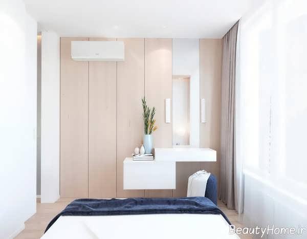 دکوراسیون جدید آپارتمان های یک خوابه