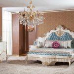 مدل تخت خواب سلطنتی جدید و شیک
