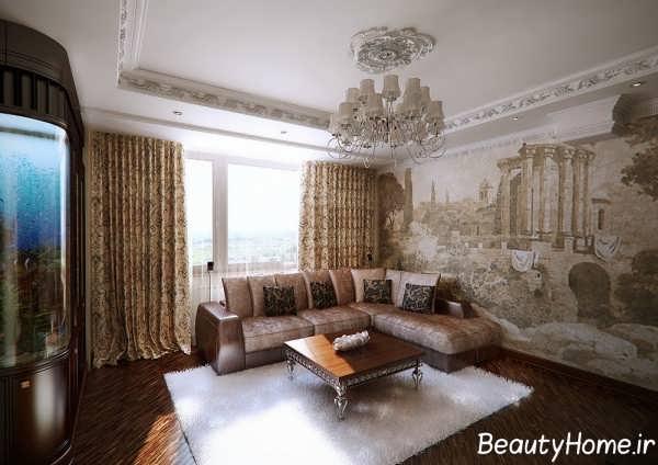 مدل فرش اتاق های پذیرایی سلطنتی