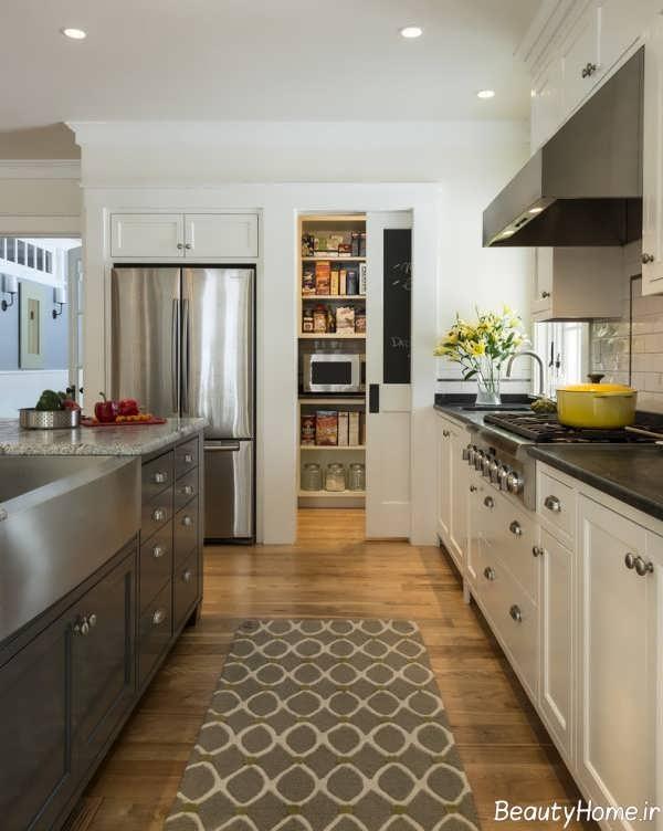 طرح و مدل های زیبای فرش آشپزخانه
