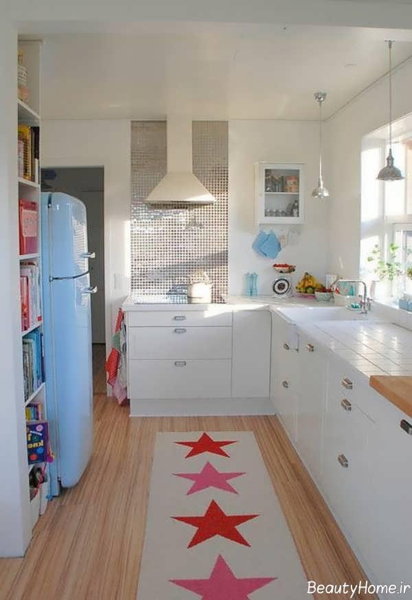 جدیدترین مدل فرش آشپزخانه