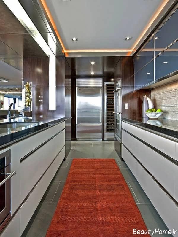 بهترین مدل فرش برای آشپزخانه