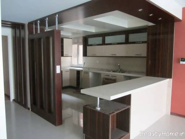 مدل کناف آشپزخانه