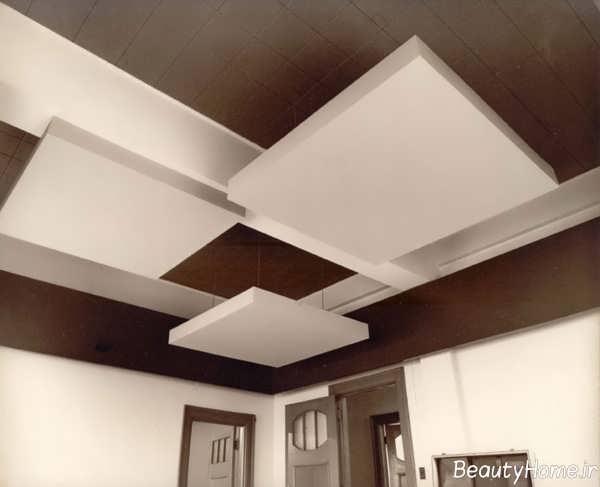 مدل سقف مدرن کناف