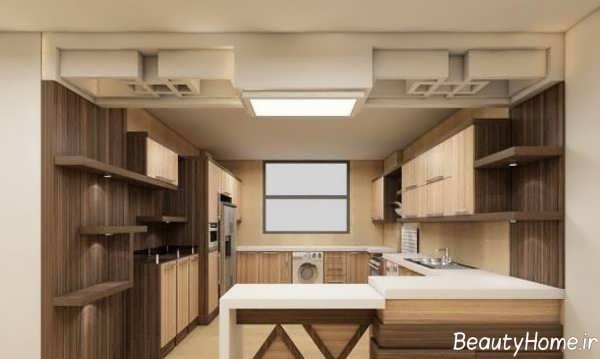 کناف آشپزخانه مدرن