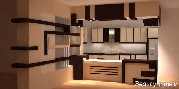 سقف کناف برای آشپزخانه