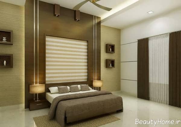دکوراسیون وسایل تزئینی اتاق خواب مستر