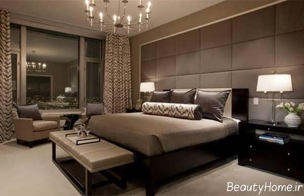 دکوراسیون داخلی اتاق خواب مستر
