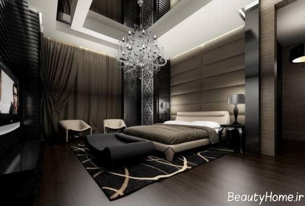 دکوراسیون و طراحی اتاق خواب مستر